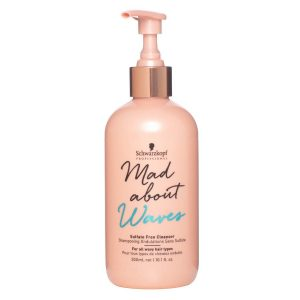 SCHWARZKOPF Mad About Waves Cleanser 300 ml
