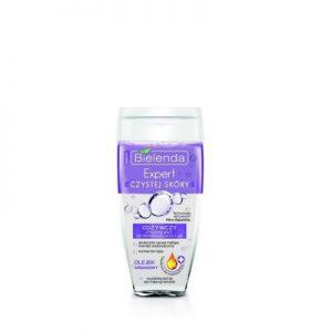 Bielenda Clean Skin expert ravitseva silmä- ja huulimeikin poistoaine 150ml