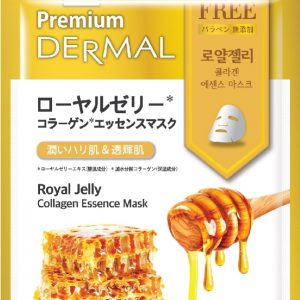 Premium Royal Jelly Collagen mask – Royal Jelly