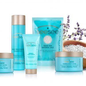 SeeSee Kuolleenmeren kosmetiikka