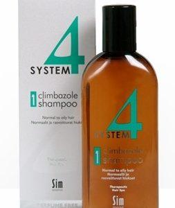 System 4 Climbazole Shampoo 1 215 ml