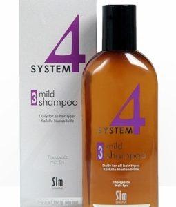 System 4 Mild Shampoo 3 215 ml