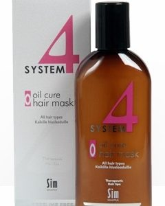 System 4 Oil Cure Mask O 215 ml
