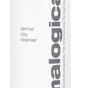 Dermal Clay Cleanser 500ml savipohjainen puhdistustuote epäpuhtaalle iholle
