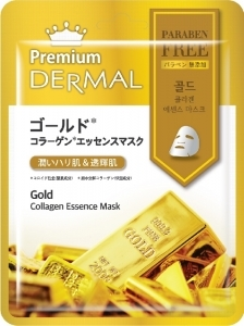 Premium Collagen mask – Gold
