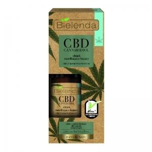 Bielenda CBD Cannabidiol kosteuttava ja rauhoittava hampunsiemenöljy kuivalle & herkälle iholle 15ml