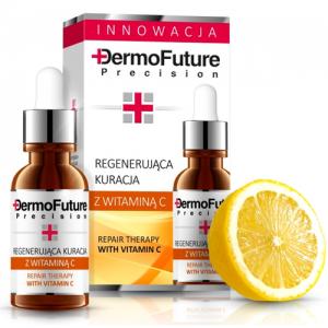DermoFuture Kirkastava C-vitamiini seerumi
