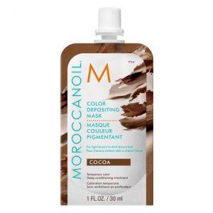 Moroccanoil Color Depositing Mask Cocoa 30 ml